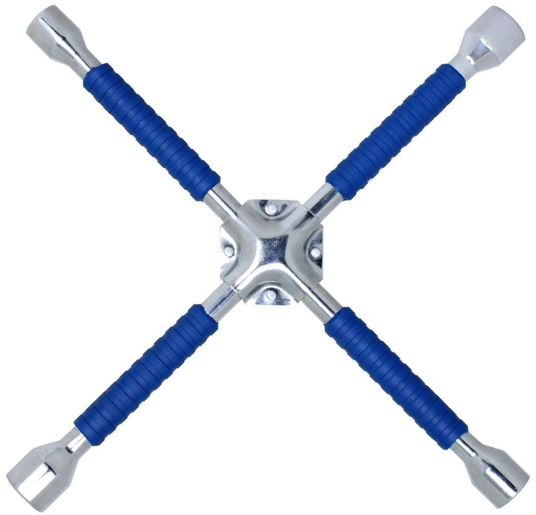 Universal Cross Lug Wrench Image